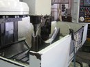Machine Shop -  Machine Centre -  cutting out pipe formers.jpg