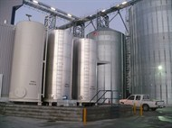 Viterra Grain Feed Mill