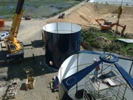 Morrinsville Tanks WWTP upgrade