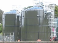 Army Bay Sludge Tank Replacement