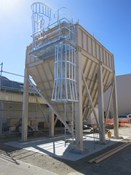 SEL Designed and Supplied Dewatered Silo.JPG