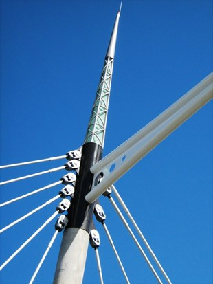 Ormiston Rd Bridge - Stainless Steel Lattice Towers (6).jpg