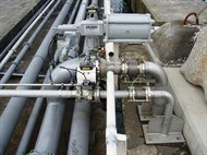 Fuel Pipeline installation