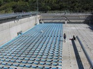 Army Bay WWTP upgrade